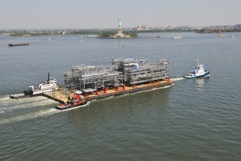 Power Plant Utility Modules