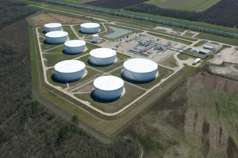 2 Million Barrel- Refined Products Terminal