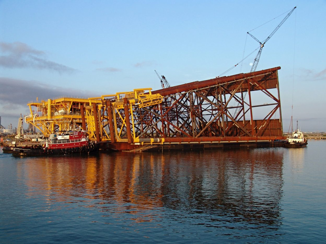 Offshore Modular Fabrication and Assembly