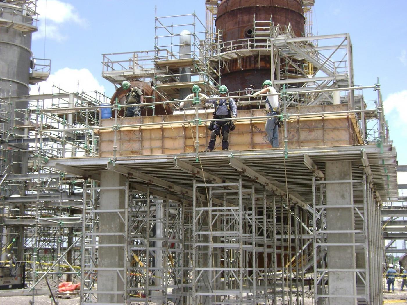 Scaffolding 187 Bay Ltd