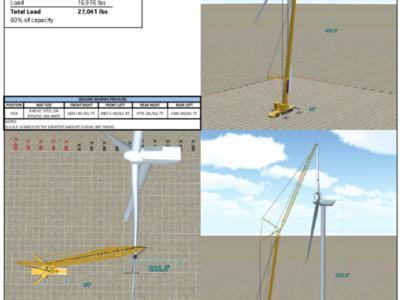 3D Lift Planning 1