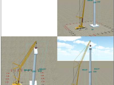 3D Lift Planning 2